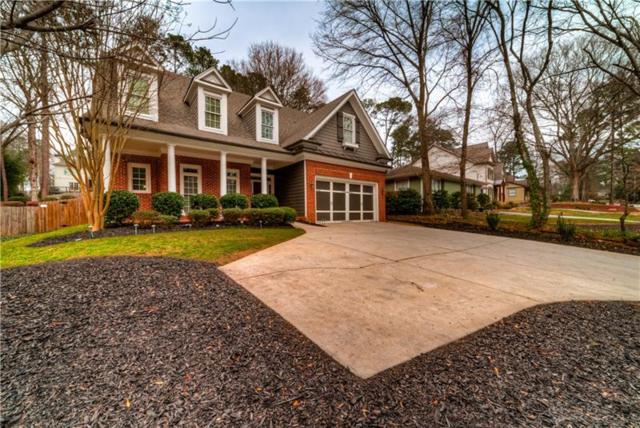 1584 Dresden Drive NE, Brookhaven, GA 30319 (MLS #5979577) :: North Atlanta Home Team
