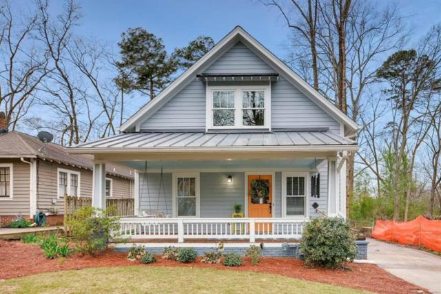 323 Fayetteville Road, Decatur, GA 30030 (MLS #5979582) :: Path & Post Real Estate
