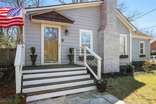 2099 Barberrie Lane, Decatur, GA 30032 (MLS #5979653) :: North Atlanta Home Team
