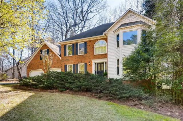 2206 Heritage Trace Drive, Marietta, GA 30062 (MLS #5979716) :: North Atlanta Home Team