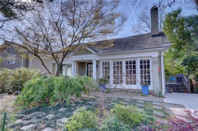 355 8th Street NE, Atlanta, GA 30309 (MLS #5979723) :: RE/MAX Paramount Properties
