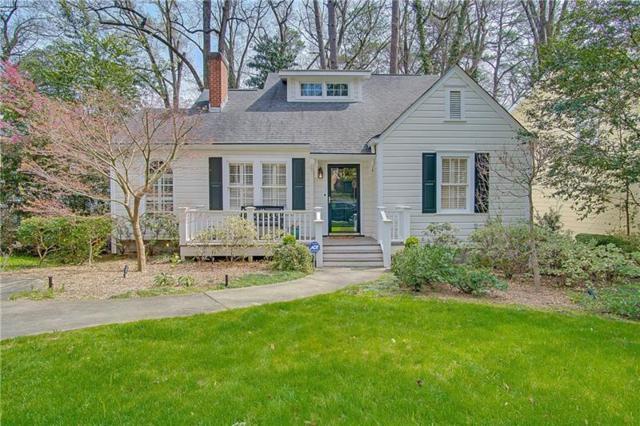 2377 Virginia Place NE, Atlanta, GA 30305 (MLS #5979768) :: Kennesaw Life Real Estate