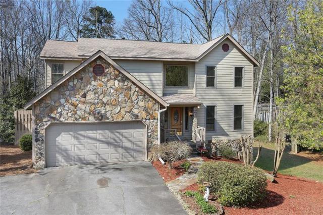 4511 Parkcrest Court NE, Marietta, GA 30068 (MLS #5979828) :: North Atlanta Home Team
