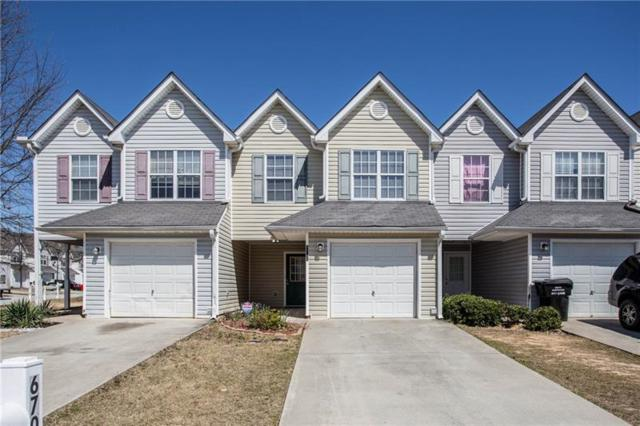 6703 Gallant Court SE, Mableton, GA 30126 (MLS #5979870) :: North Atlanta Home Team