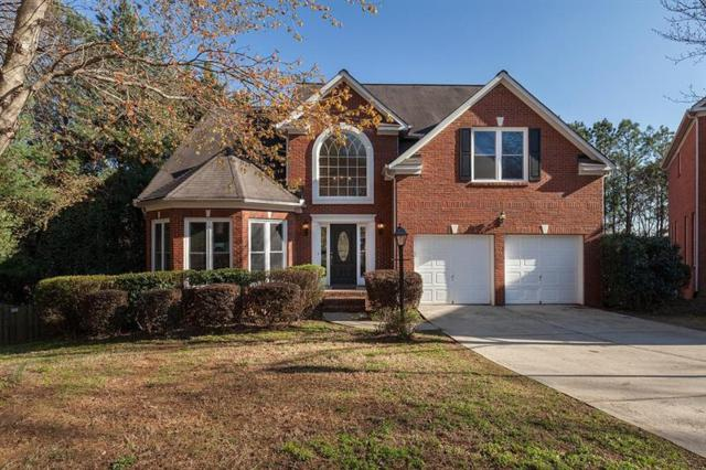 4895 Delford Court SE, Smyrna, GA 30082 (MLS #5979872) :: North Atlanta Home Team