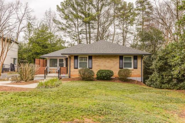1280 Mayfair Drive NE, Atlanta, GA 30324 (MLS #5979873) :: Carr Real Estate Experts