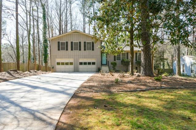 3115 Wayward Drive, Marietta, GA 30066 (MLS #5979934) :: North Atlanta Home Team