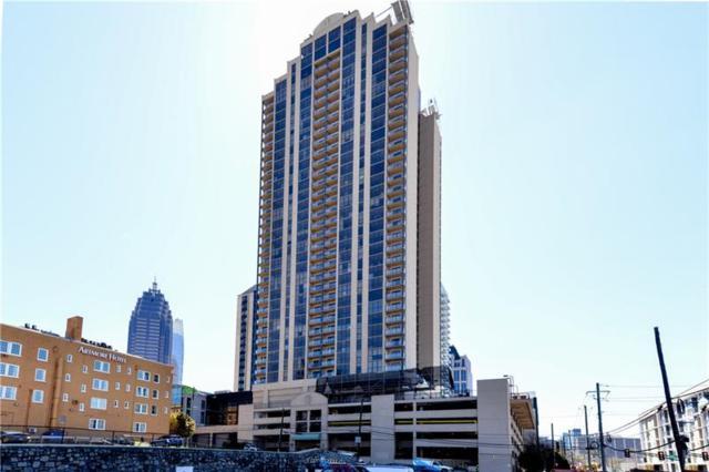 1280 W Peachtree Street NW #3810, Atlanta, GA 30309 (MLS #5979947) :: RCM Brokers