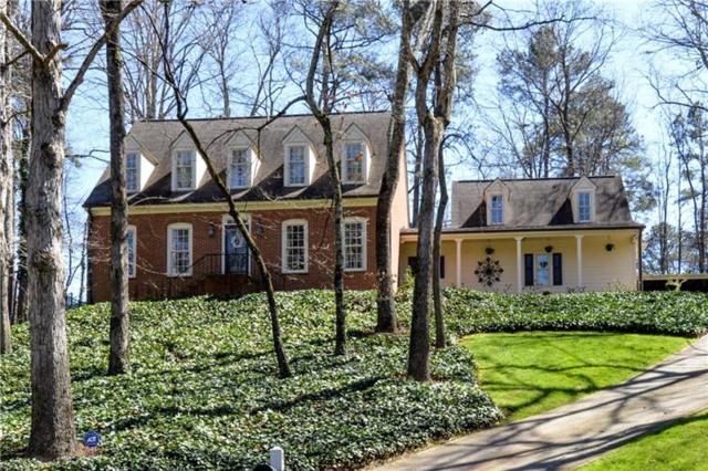 991 Lost Forest Drive, Atlanta, GA 30328 (MLS #5979970) :: The Bolt Group