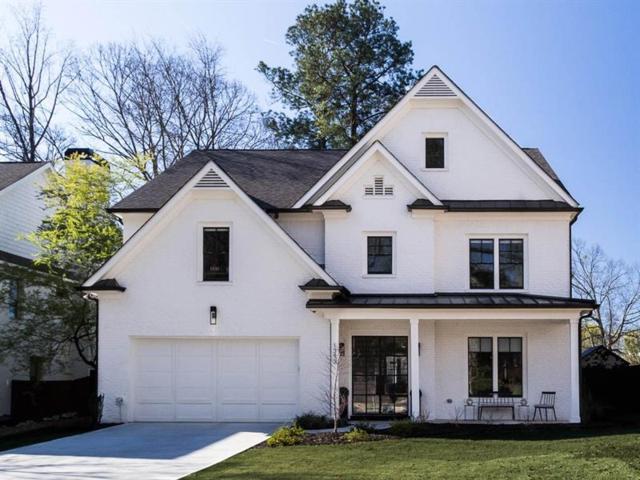 1393 Wilford Drive NE, Brookhaven, GA 30319 (MLS #5979973) :: North Atlanta Home Team