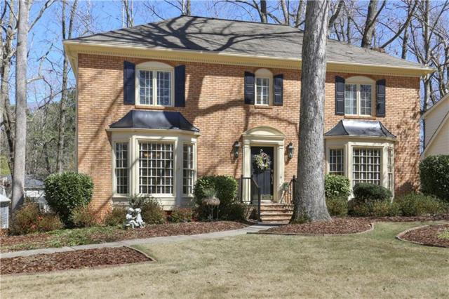 6348 Station Mill Drive, Peachtree Corners, GA 30092 (MLS #5979979) :: The Russell Group