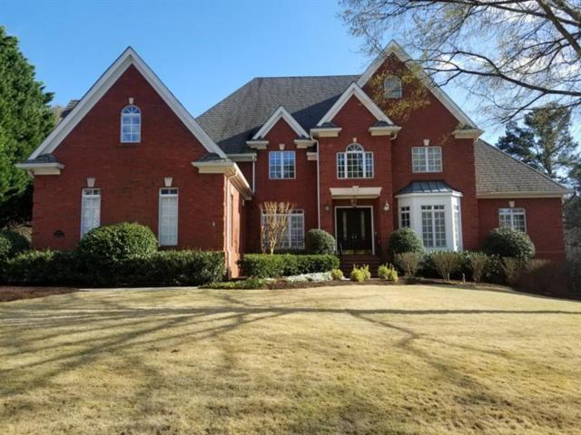 633 Belmont Crest Drive SE, Marietta, GA 30067 (MLS #5980021) :: Carr Real Estate Experts