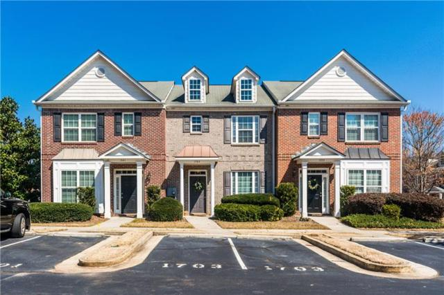 1703 Heights Circle NW, Kennesaw, GA 30152 (MLS #5980030) :: Kennesaw Life Real Estate