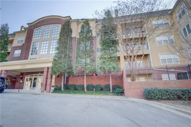3275 Lenox Road NE #205, Atlanta, GA 30324 (MLS #5980044) :: Buy Sell Live Atlanta