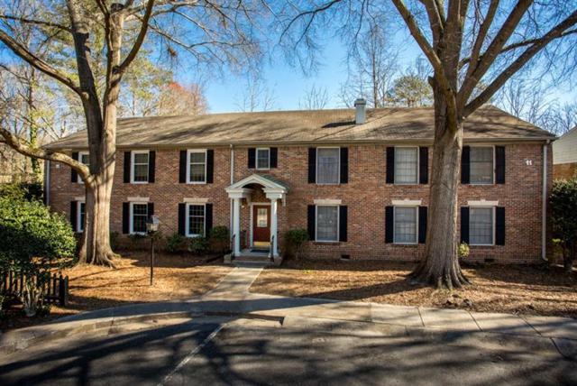6700 Roswell Road 11A, Atlanta, GA 30328 (MLS #5980056) :: North Atlanta Home Team