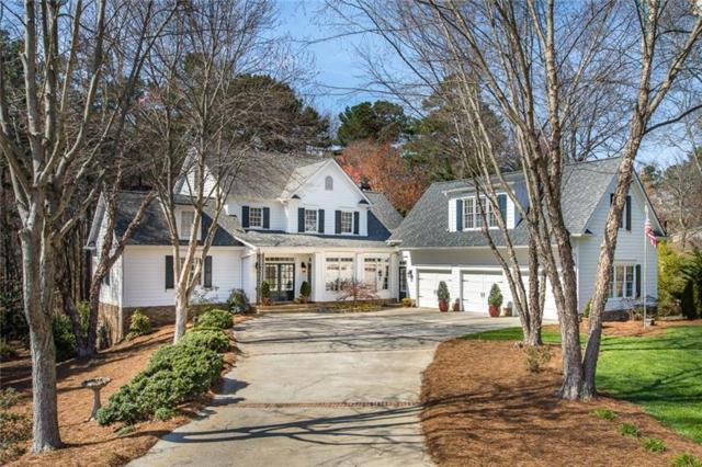 1195 Gordon Combs Road NW, Marietta, GA 30064 (MLS #5980064) :: The Bolt Group