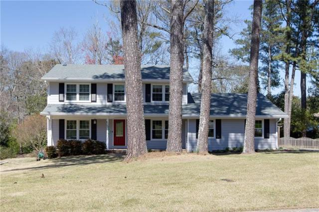 1512 Carnaby Court, Dunwoody, GA 30338 (MLS #5980076) :: Carr Real Estate Experts