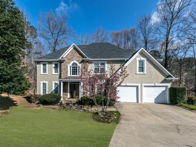 705 Greenway Trace, Woodstock, GA 30189 (MLS #5980107) :: The Russell Group