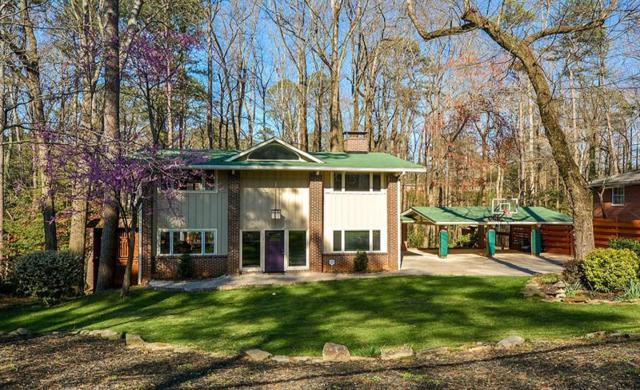 2623 Hawthorne Drive NE, Atlanta, GA 30345 (MLS #5980110) :: Carr Real Estate Experts