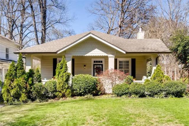 1132 Briarcliff Place NE, Atlanta, GA 30306 (MLS #5980115) :: North Atlanta Home Team
