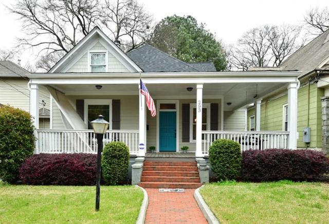 293 Prospect Place NE, Atlanta, GA 30312 (MLS #5980167) :: RCM Brokers