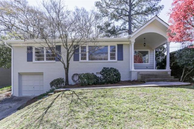 505 Wimbledon Road, Atlanta, GA 30324 (MLS #5980177) :: RE/MAX Paramount Properties