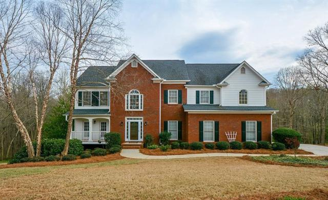 361 Fairway Circle, Monroe, GA 30656 (MLS #5980249) :: Carr Real Estate Experts