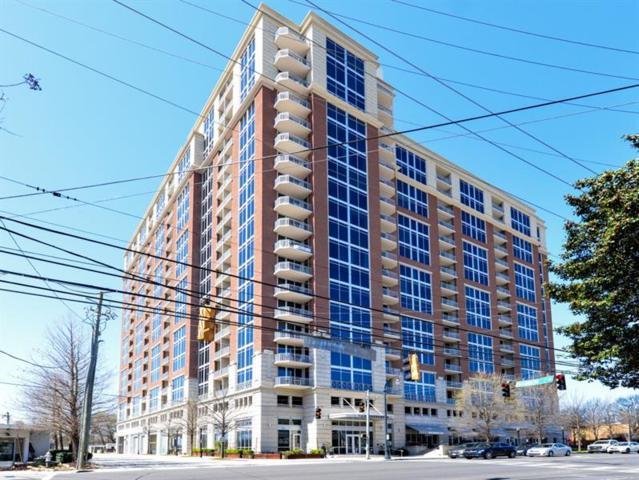 1820 Peachtree Road NW #511, Atlanta, GA 30309 (MLS #5980257) :: RCM Brokers