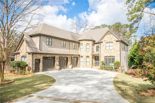 1599 Gaylor Circle SE, Smyrna, GA 30082 (MLS #5980307) :: North Atlanta Home Team