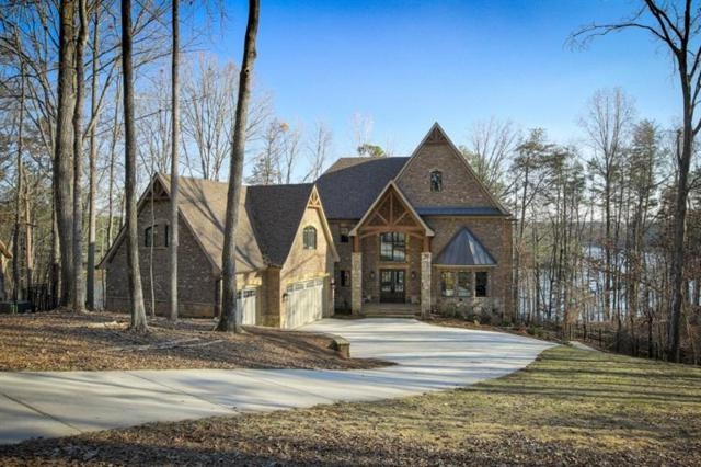 1599 Johnson Road, Gainesville, GA 30504 (MLS #5980309) :: Carr Real Estate Experts