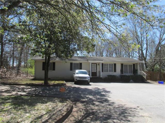 5128 S Old Peachtree Road, Peachtree Corners, GA 30092 (MLS #5980336) :: North Atlanta Home Team
