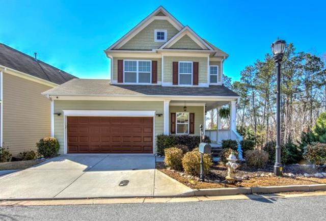 1660 Abbot Lane NW #60, Atlanta, GA 30318 (MLS #5980339) :: North Atlanta Home Team