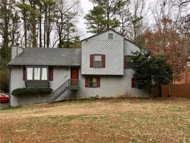 3985 Lookout Point Drive, Marietta, GA 30066 (MLS #5980354) :: Carr Real Estate Experts