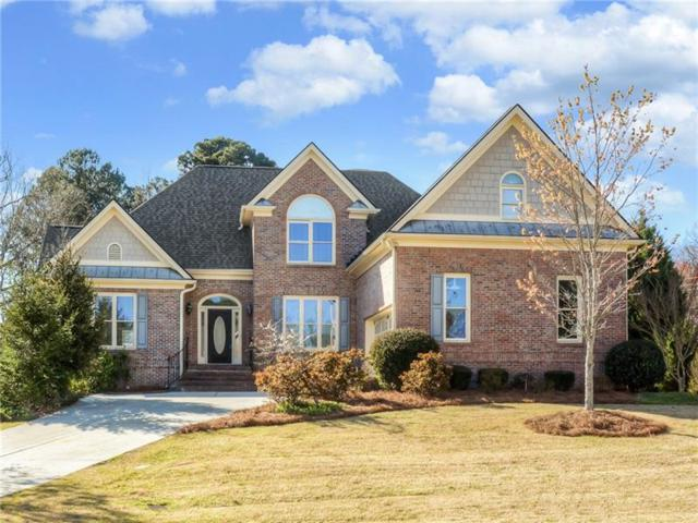 1805 Brandie Elaine Avenue, Snellville, GA 30078 (MLS #5980392) :: Carr Real Estate Experts