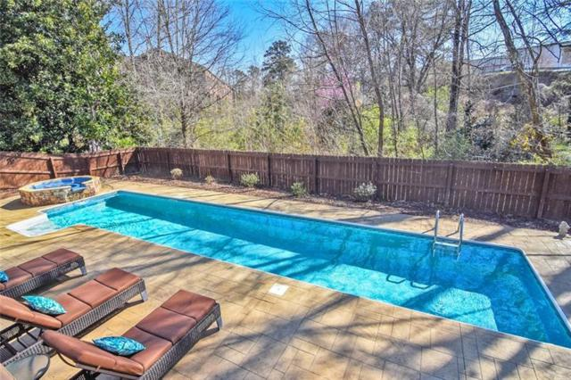 1213 Newbridge Trace NE, Brookhaven, GA 30319 (MLS #5980393) :: North Atlanta Home Team