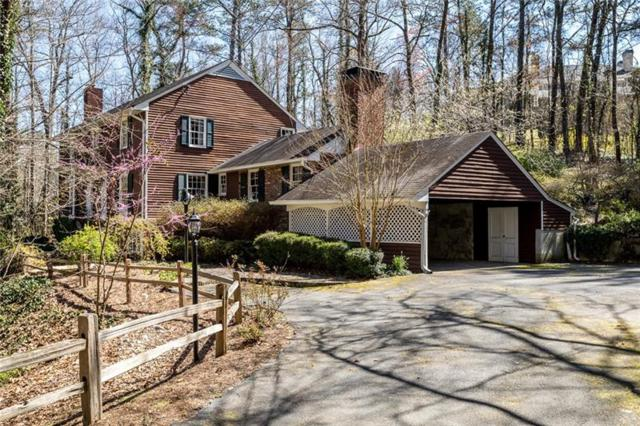 4825 Woodvale Drive NW, Atlanta, GA 30327 (MLS #5980428) :: North Atlanta Home Team