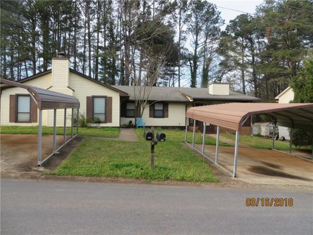 114 Jennifer Lane SW, Marietta, GA 30060 (MLS #5980458) :: North Atlanta Home Team