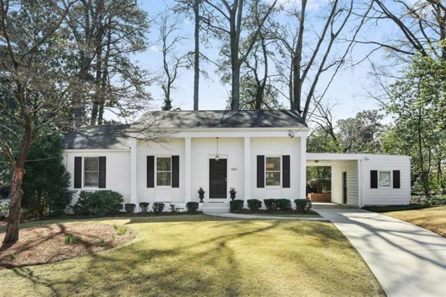 806 Channing Place NW, Atlanta, GA 30318 (MLS #5980479) :: North Atlanta Home Team