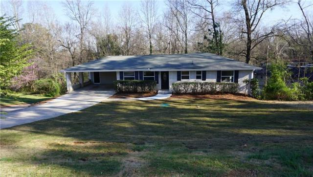 70 Stroud Drive SE, Mableton, GA 30126 (MLS #5980486) :: North Atlanta Home Team