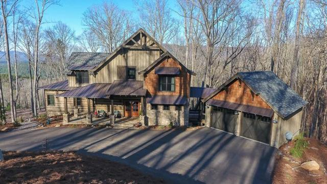 601 Greystone Trace, Ellijay, GA 30536 (MLS #5980626) :: The Bolt Group