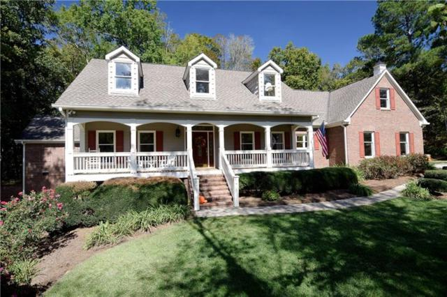 2721 County Line Road NW, Acworth, GA 30101 (MLS #5980632) :: Kennesaw Life Real Estate