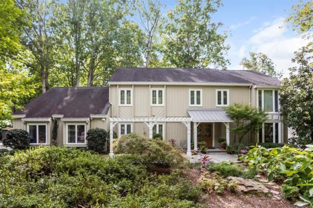 487 Cambridge Way, Sandy Springs, GA 30328 (MLS #5980661) :: RE/MAX Paramount Properties