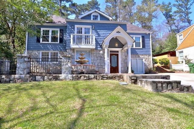 1690 Pine Ridge Drive NE, Atlanta, GA 30324 (MLS #5980686) :: North Atlanta Home Team