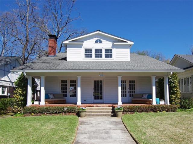 1006 Bellevue Drive, Atlanta, GA 30306 (MLS #5980707) :: Dillard and Company Realty Group