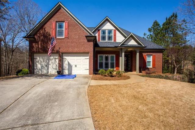508 Woodbrook Lane, Canton, GA 30114 (MLS #5980719) :: Path & Post Real Estate