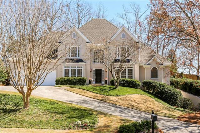 800 Oak Trail Drive, Marietta, GA 30062 (MLS #5980748) :: North Atlanta Home Team