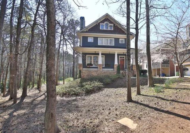 479 Carter Avenue SE #479, Atlanta, GA 30317 (MLS #5980769) :: The Justin Landis Group