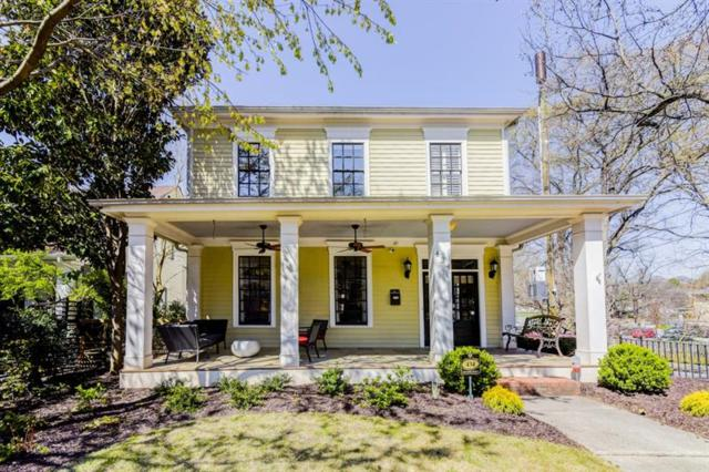 434 Sinclair Avenue NE, Atlanta, GA 30307 (MLS #5980779) :: The Zac Team @ RE/MAX Metro Atlanta