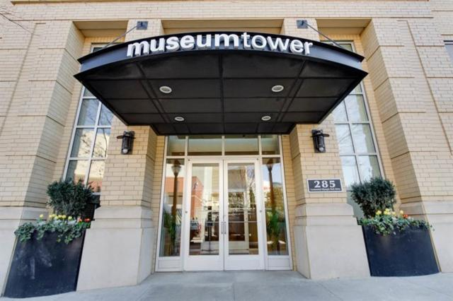 285 Centennial Olympic Park Drive NW #404, Atlanta, GA 30313 (MLS #5980789) :: RCM Brokers