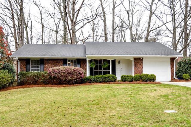 2305 Brenda Drive SE, Smyrna, GA 30080 (MLS #5980793) :: North Atlanta Home Team